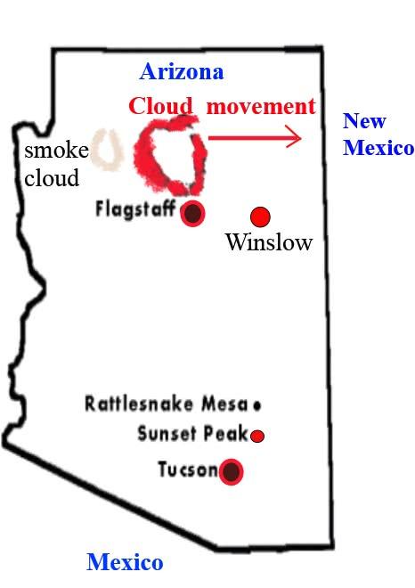 Map CloudC