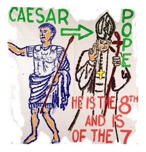 caesar pope